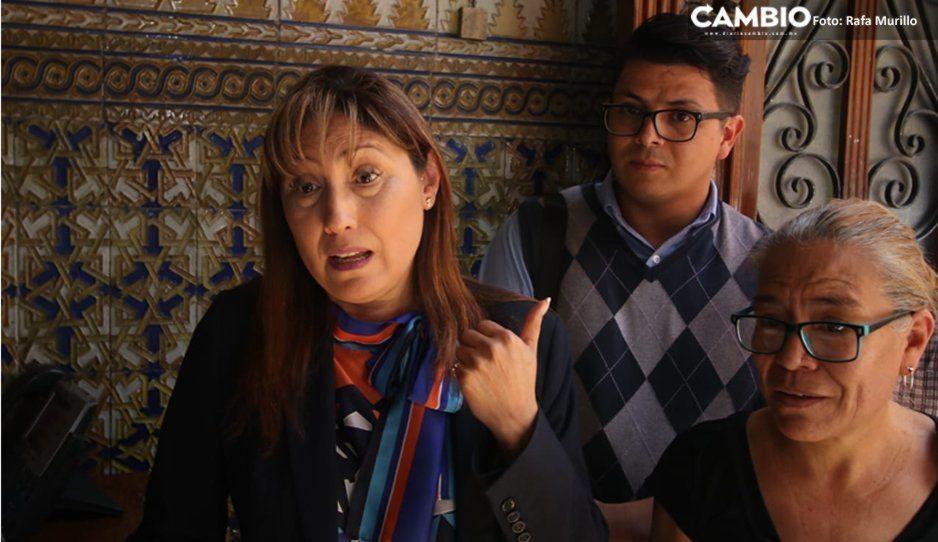 Mónica Roldán presenta amparo contra el proceso de elección del titular de la CDH