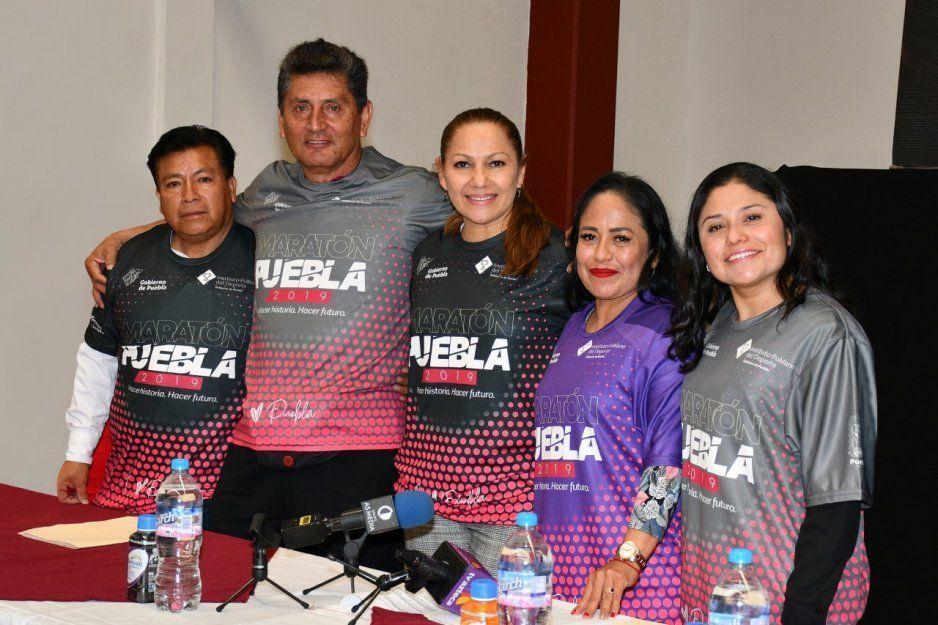 Ayuntamiento de Cuautlancingo informa logros deportivos y el apoyo que brindará para el Maratón Puebla 2019