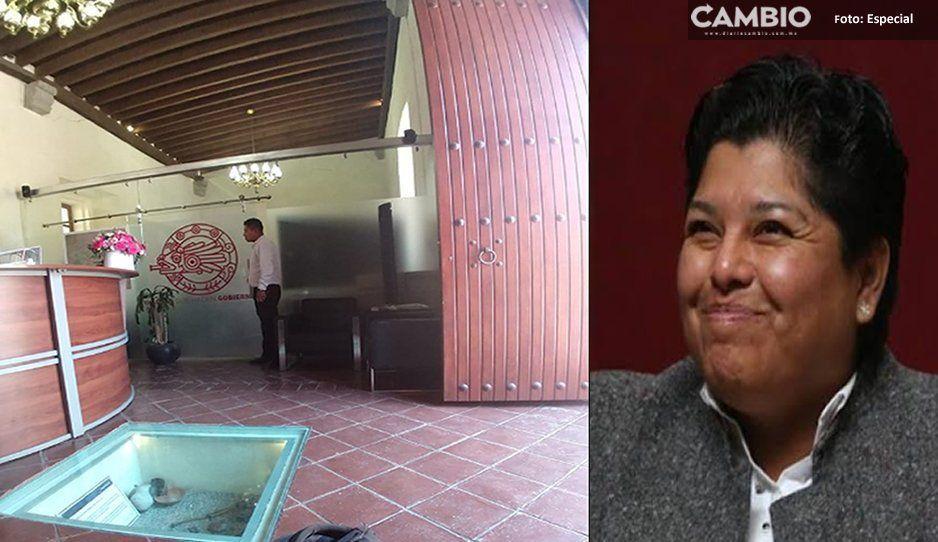Sostiene Karina Pérez y dueño de Unimedios gabinete de crisis para enfrentar escándalo