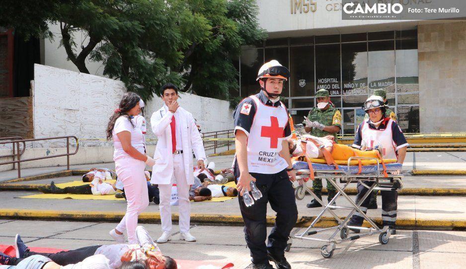 Por inseguridad, IMSS pide videocámaras en San Alejandro, San José y La Margarita