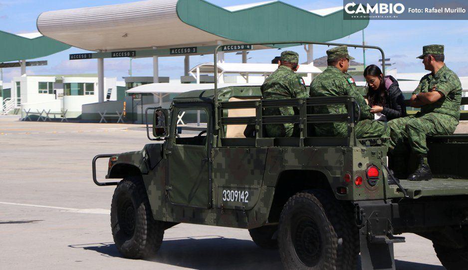 Traslado militar a La Célula concluirá en 2021; inversión total es de 21 mil millones