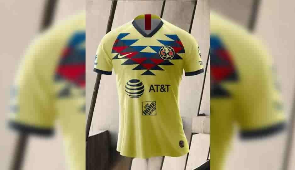 Así será el uniforme del América para la siguiente temporada