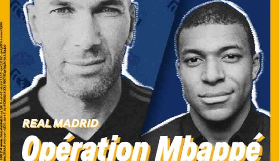 El Real Madrid iría con todo por Mbappé desembolsando 280 millones de euros: France Football