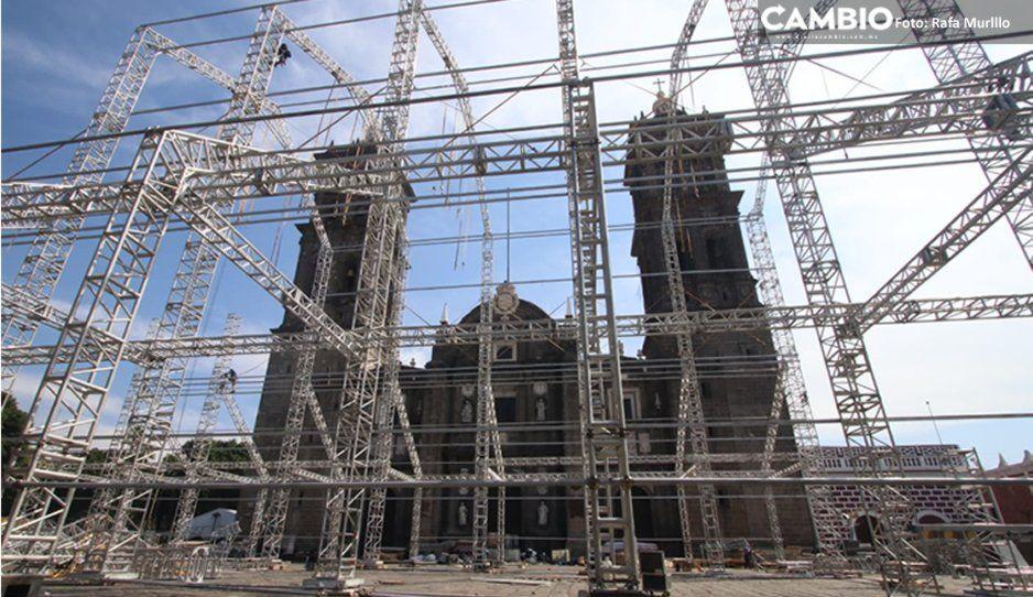 Capilla Sixtina generará grandes expectativas en Puebla: Arzobispo