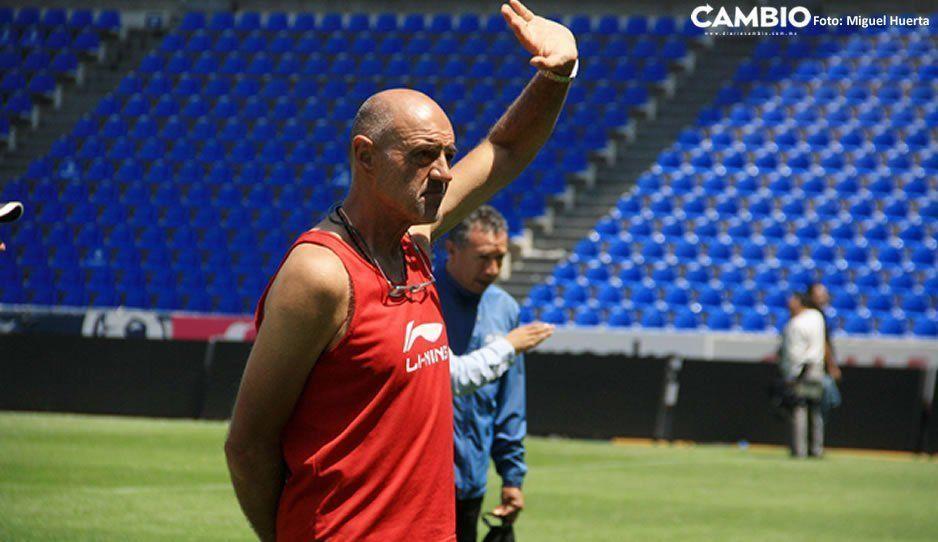 Chelís se declara conforme con el plantel y listo para iniciar el Apertura 2019