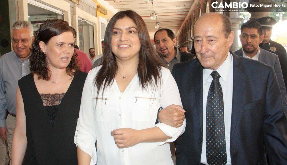 Claudia corrobora avances en el Corredor Turístico 5 de Mayo para la reubicación de ambulantes
