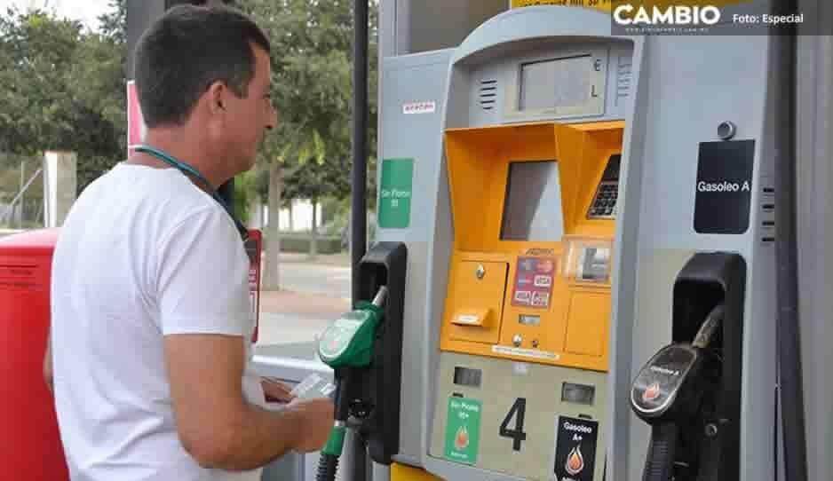 Profeco multará 12 gasolineras con 800 mil pesos por negarse a verificación