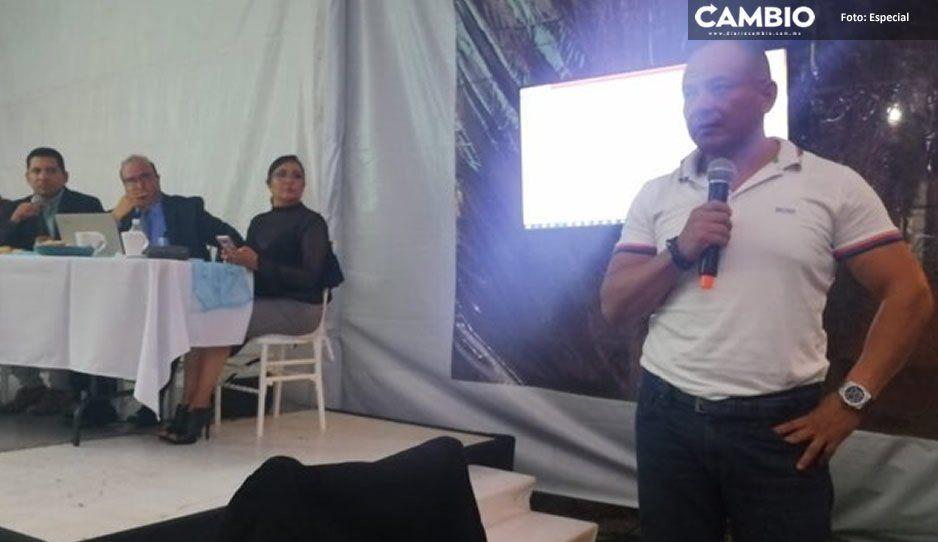 Celebran Asamblea Anual de Cascatta Azul en Lomas de Angelópolis