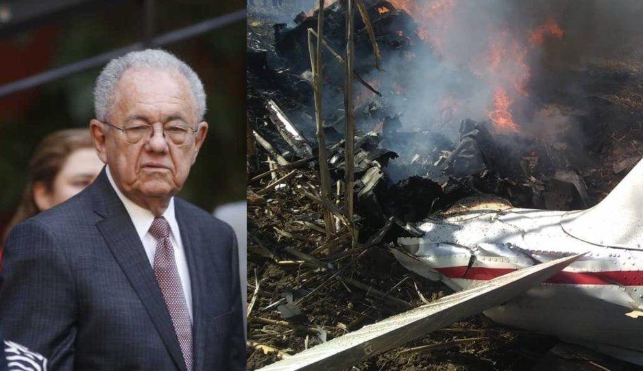 Desmiente SCT a TV Azteca: no hubo fallas en las turbinas del helicopterazo de los Moreno Valle