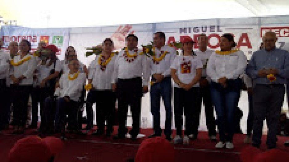 Regresaré a Xicotepec como gobernador electo, si ustedes me lo permiten: Barbosa