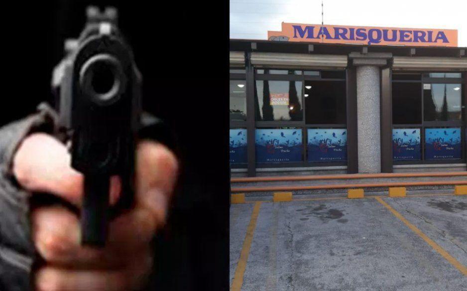 Noche de asaltos: atracan marisquería en Mayorazgo y Walmart de Parque Puebla (VIDEO)