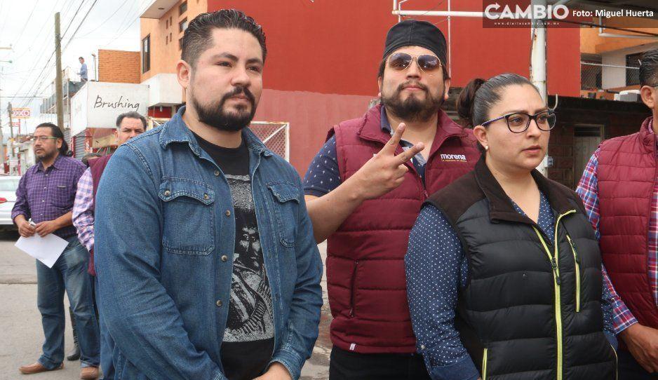 Morena analizará designaciones de familiares  de Claudia Rivera como consejeros: Biestro