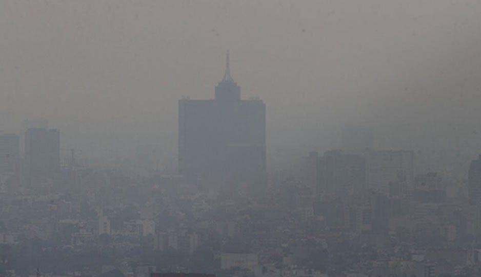 SEP suspende actividades al aire libre por contaminación