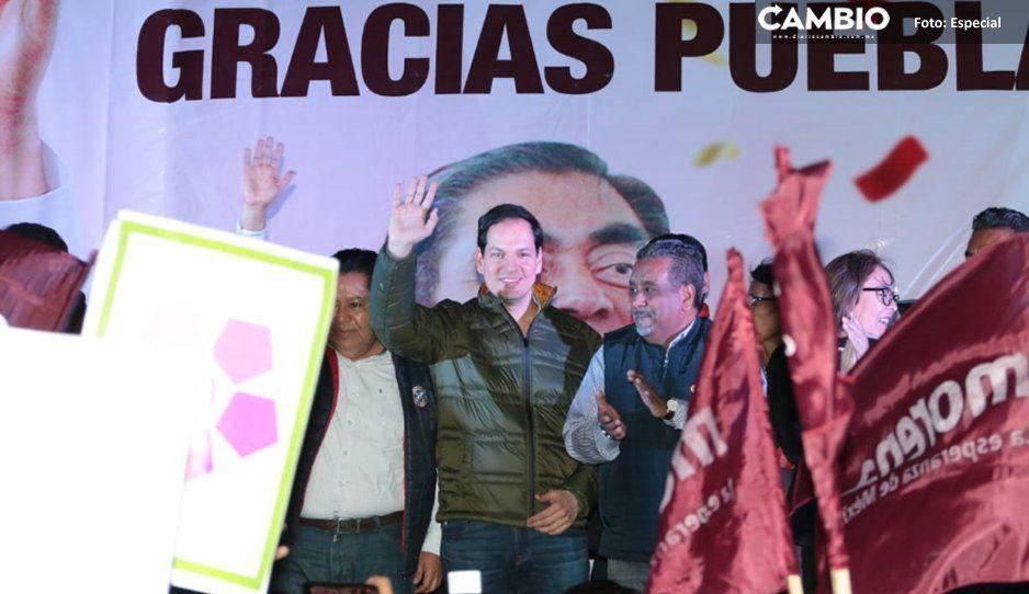 Partido Verde consolida el triunfo de Barbosa con el 8.4 % del total de votos