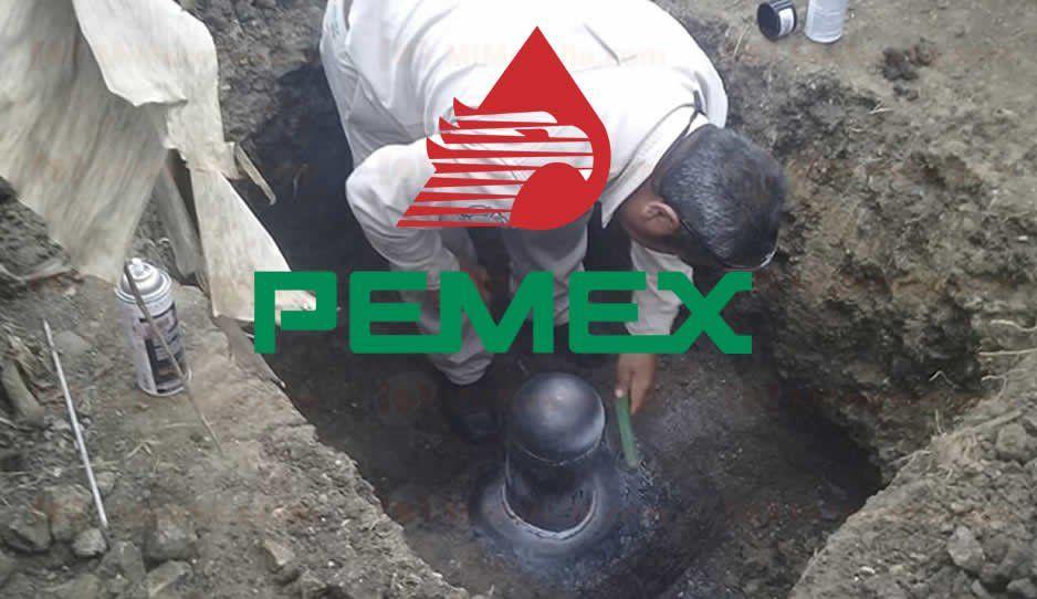Tomas clandestinas en Puebla redujeron un 10.7% durante el 2019: Pemex
