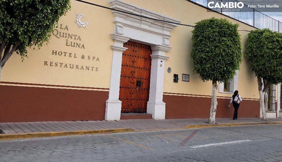 Cárdenas presume su hotelito en redes  pero nunca dijo su valor comercial