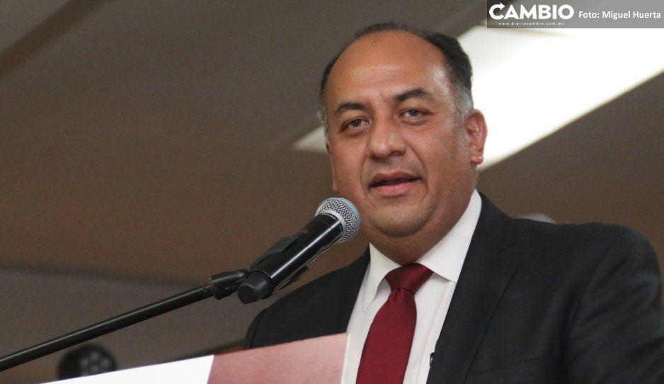 Castigaremos a quienes avalaron al ex  director de Policía de Texmelucan: Segob