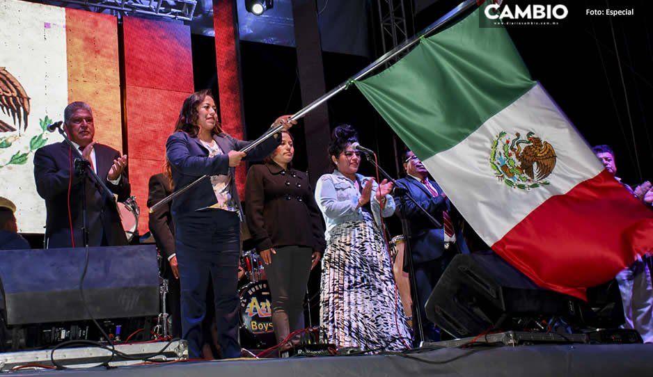 Concluyen con éxito festejos patrios en Cuautlancingo