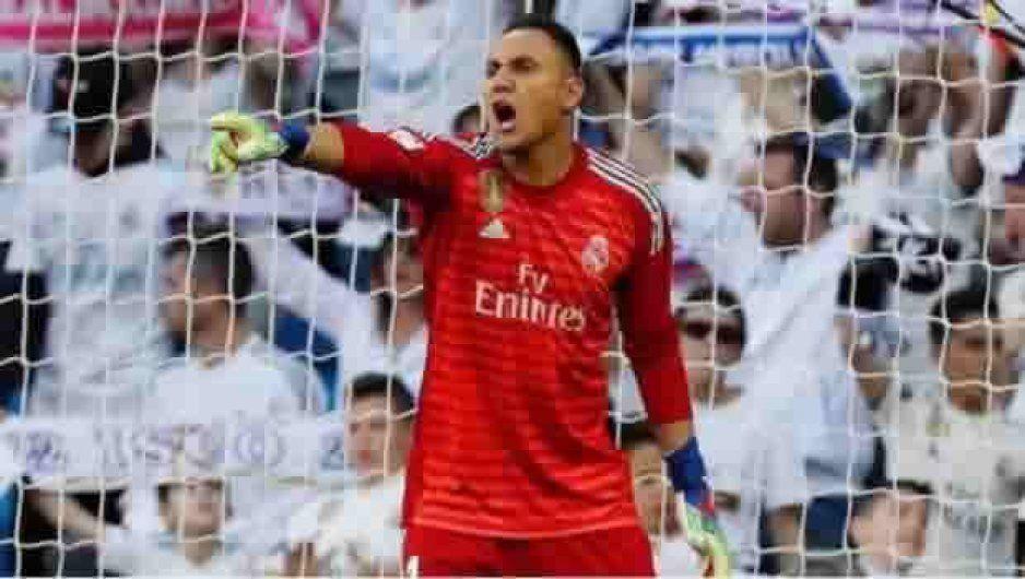 Keylor Navas pone en duda su continuidad en el Real Madrid