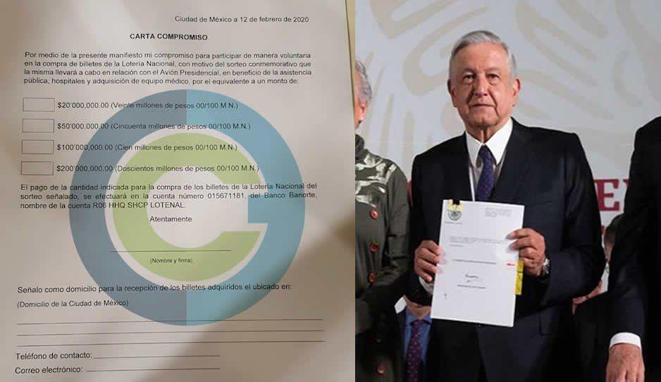 Sablazo mínimo de 20 millones de pesos les impone AMLO a empresarios