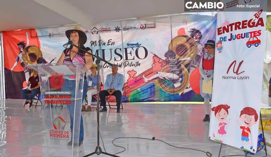 """San Martín Texmelucan celebra """"Mi Día en el  Museo de la Hacienda San Cristóbal Polaxtla"""""""