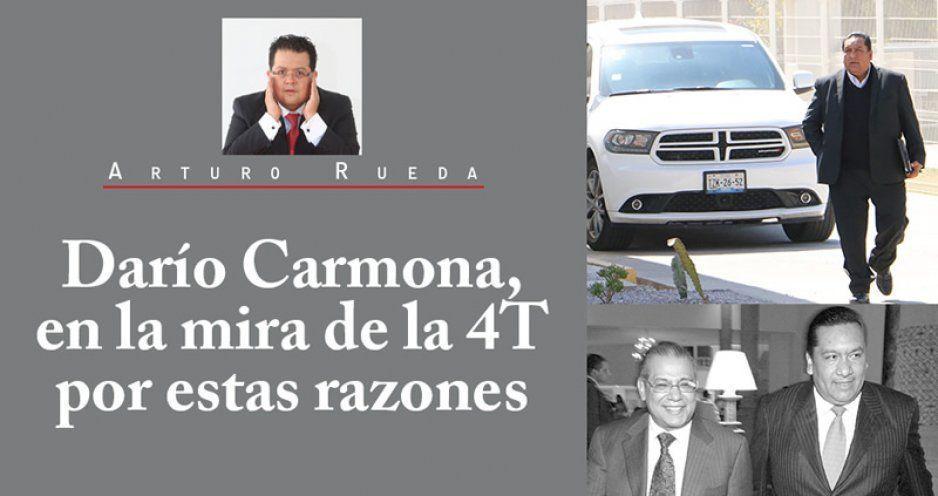 Darío Carmona, en la mira de la 4T por estas razones
