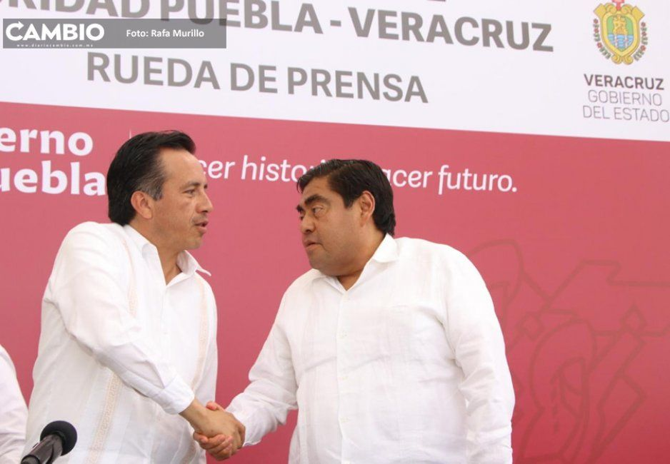 Gobiernos de Puebla y Veracruz tienen como prioridad disminuir índices delictivos