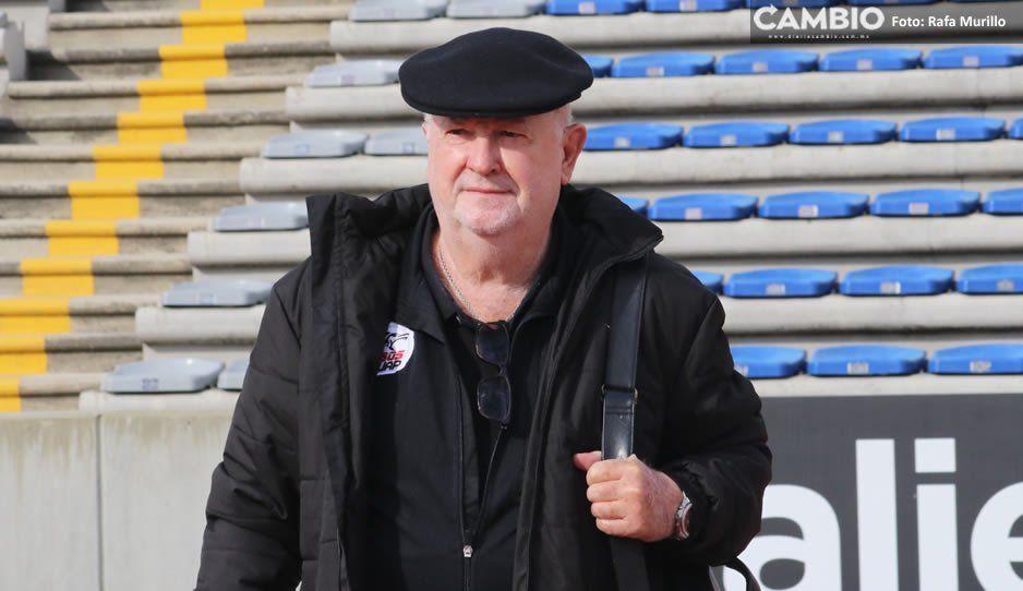 Manuel Lapuente quiere la segunda victoria de Lobos ante Veracruz