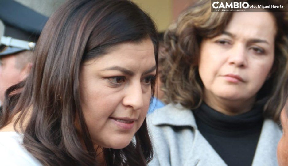 Claudia culpa a los medios por el primerísimo lugar nacional de Puebla en inseguridad
