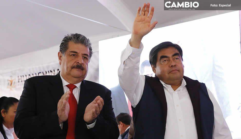 Miguel Barbosa pide a Gustavo Vargas demandar a ex alcalde de Huauchinango, Gabriel Alvarado