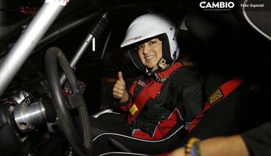 Así Claudia Rivera da banderazo de salida a Rally Sierra Brava en Los Fuertes