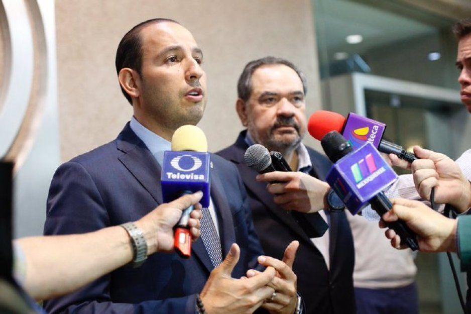 Fue una burla el informe que dio AMLO sobre el helicopterazo de los Moreno Valle: Marko