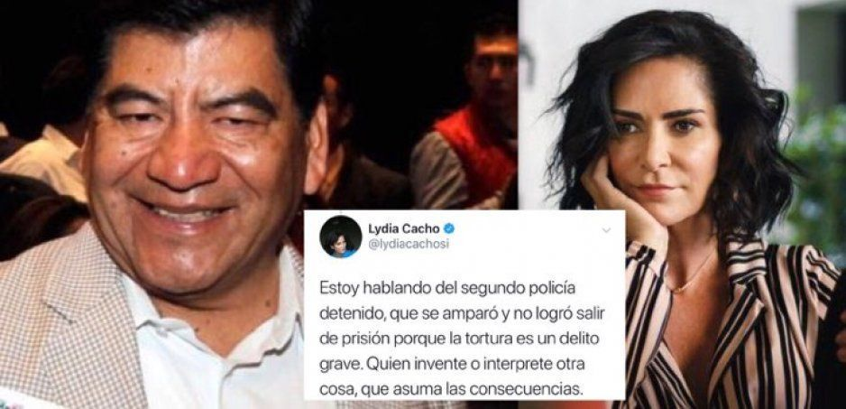 Desmiente Lydia Cacho orden de aprehensión vs Mario Marín