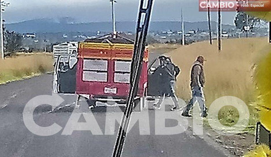 Así operan los delincuentes para robar vehículos en Lara Grajales