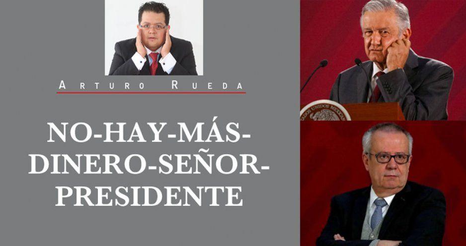 NO-HAY-MÁS-DINERO-SEÑOR-PRESIDENTE