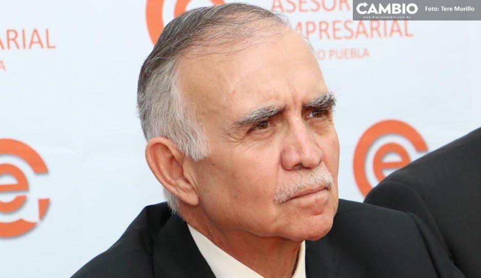 Gobierno de AMLO apoyará proyecto de Barbosa para convertir a Puebla en el principal centro económico: Alfonso Romo