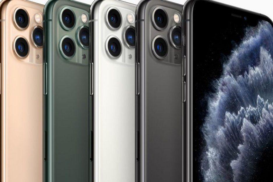 Estos son los precios del iPhone 11, 11 Pro y Pro Max en México