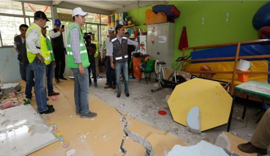 Tras sismo del 19-S, 405escuelas de Puebla siguen sin ser reparadas