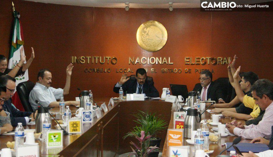 Morena es el partido que más funcionarios de casilla ha robado al INE