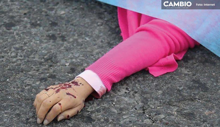 Feminicidio 15: torturan y ejecutan a policía en Tulcingo de Valle