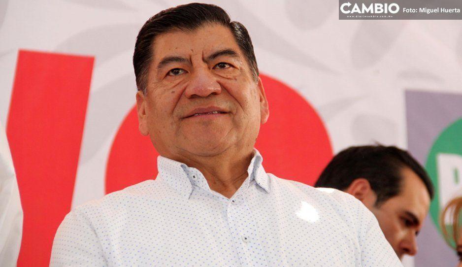 Marín no colabora en mi campaña, tiene a su propio candidato: Barbosa