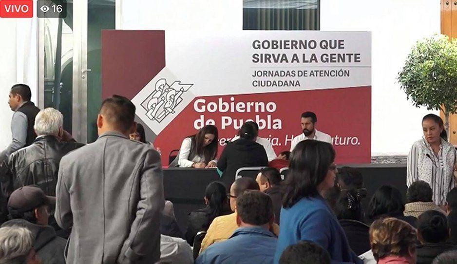 Jornada de Atención Ciudadana de Barbosa no es pública, pero la transmiten en Facebook Live
