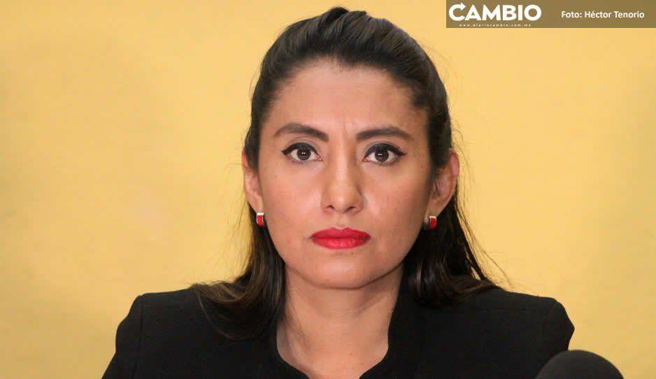 Suplente de alcaldesa Angélica Alvarado la denuncia por lesiones en Huejotzingo