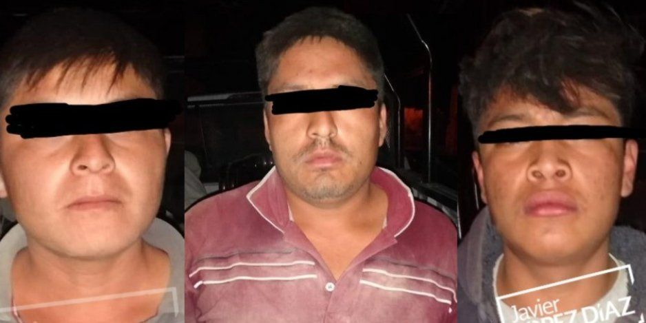 Desarticulan banda de ladrones en Tlacotepec