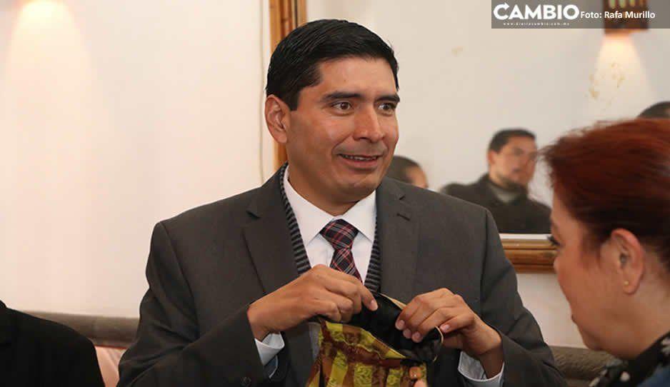 Carlos Morales pide a Biestro y Gerardo Islas abstenerse de las mesas de negociación del interinato