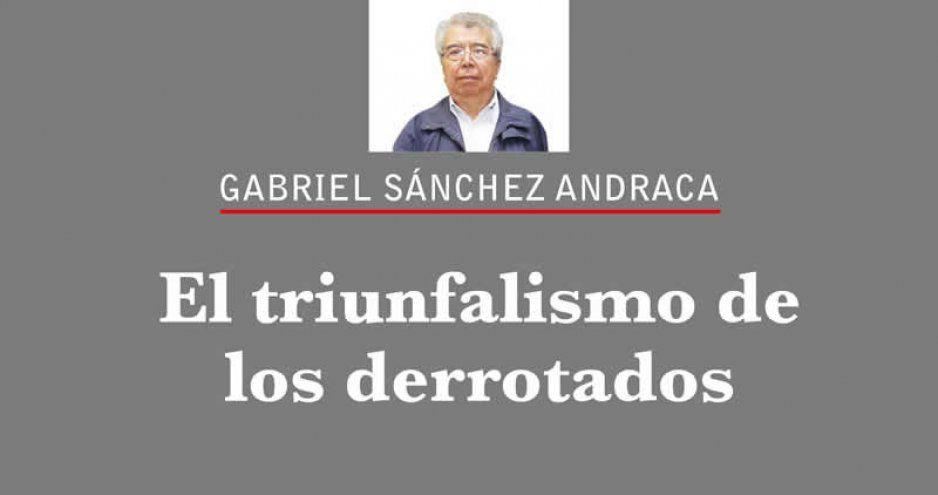 El triunfalismo de los derrotados
