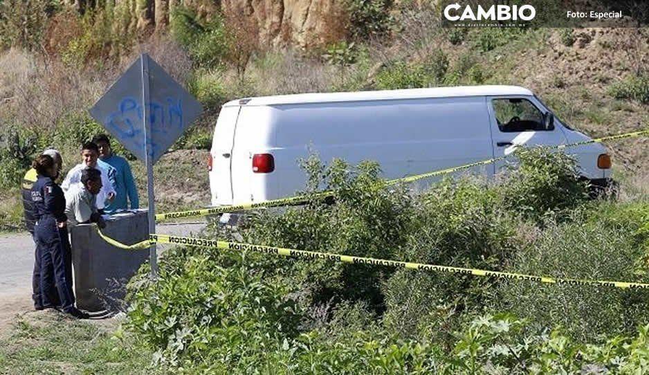 Asesinan de cinco balazos a un hombre  en Tianguismanalco