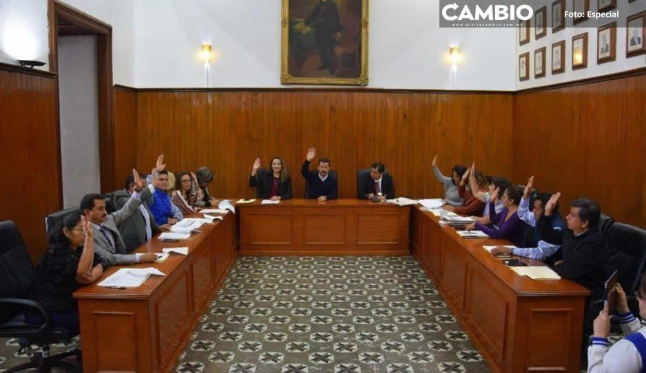 Aprueban Presupuesto de Egresos 2020 de San Pedro Cholula por 626 millones
