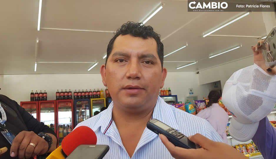 Edil pide base del Ejército en Coyomeapan para blindar Sierra Negra contra delincuencia