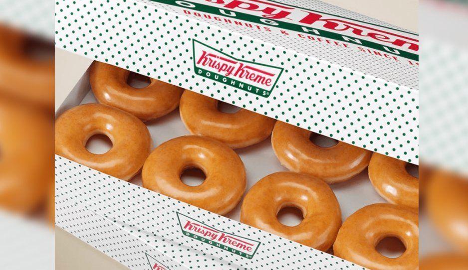 Krispy Kreme obliga a joven que vendía donas a dos mil pesos dejar de hacerlo